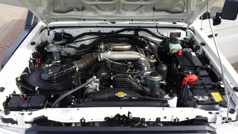 IceLandy 4x4 - Toyota Land Cruiser HZJ78